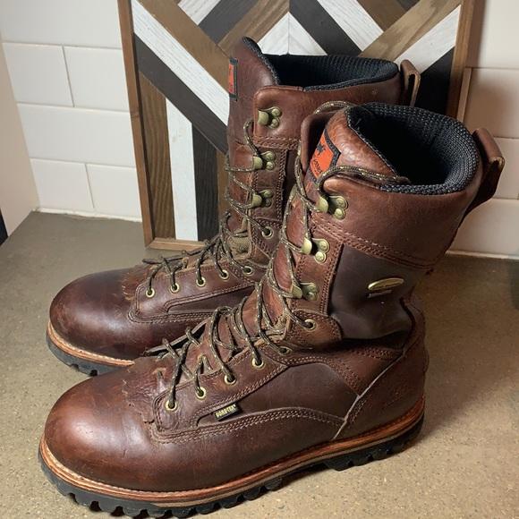 Irish Setter men's boots size 13